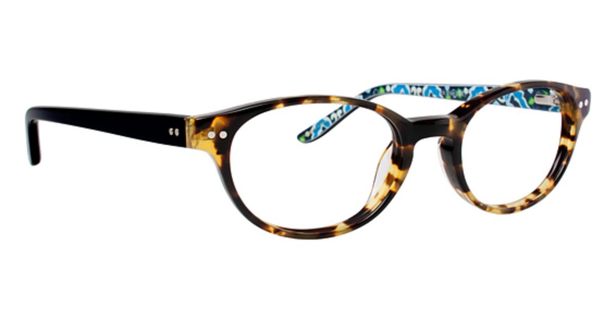 74fed0984b8cb Vera Bradley Eyeglasses Frames