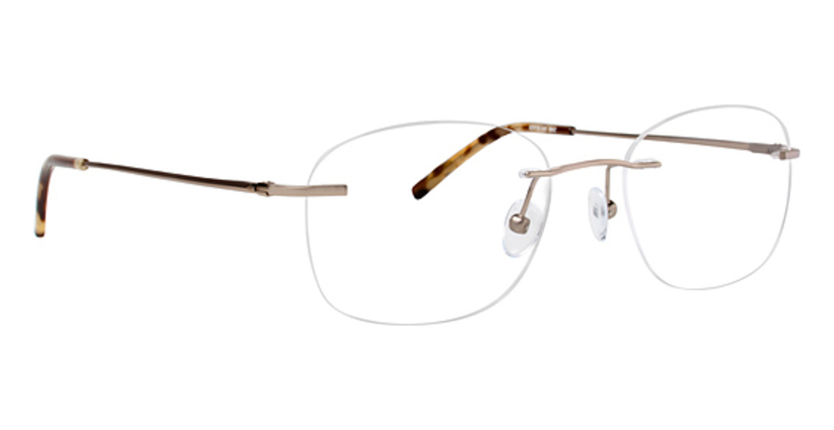 Rimless Glasses Compression Sleeves : Totally Rimless TR 225 Eyeglasses Frames