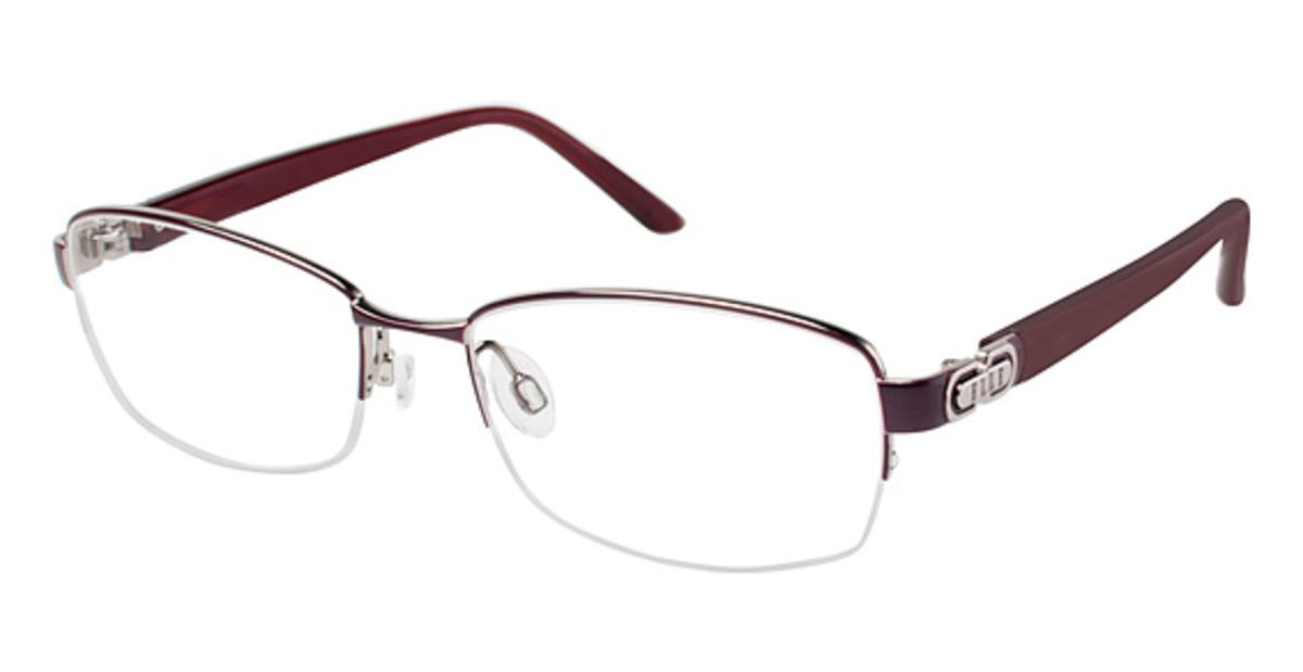 ELLE EL 13390 Eyeglasses Frames