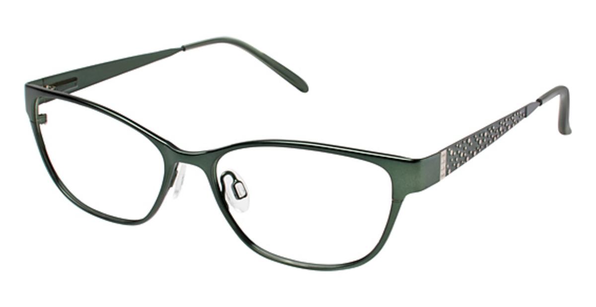 Elle Eyeglass Frames 18797 : ELLE EL 13389 Eyeglasses Frames