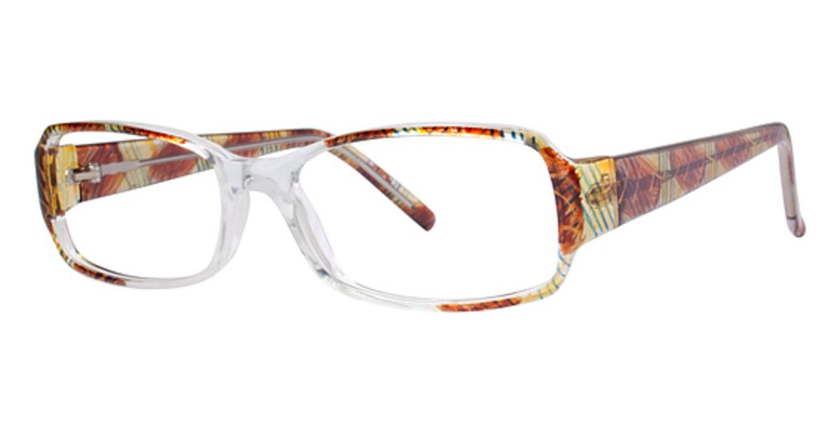 Modern Plastics I Tinsel Eyeglasses
