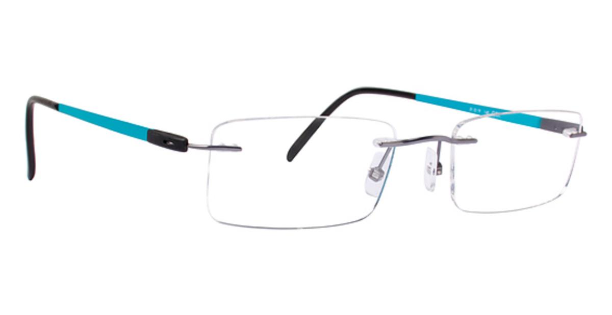 Totally Rimless TR 226 Eyeglasses Frames