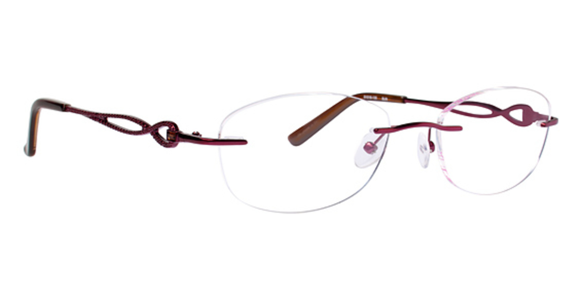 Totally Rimless TR 223 Eyeglasses Frames