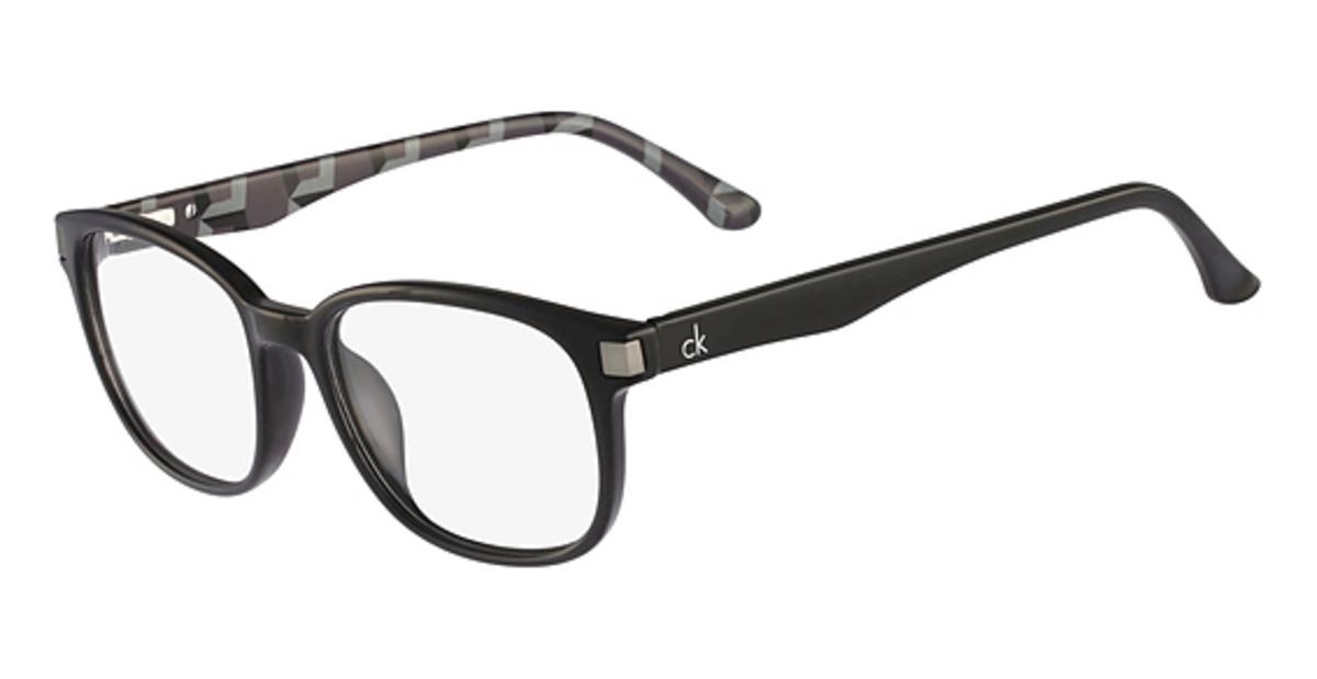 Calvin Klein Black Frame Glasses : cK Calvin Klein CK5838 Eyeglasses Frames