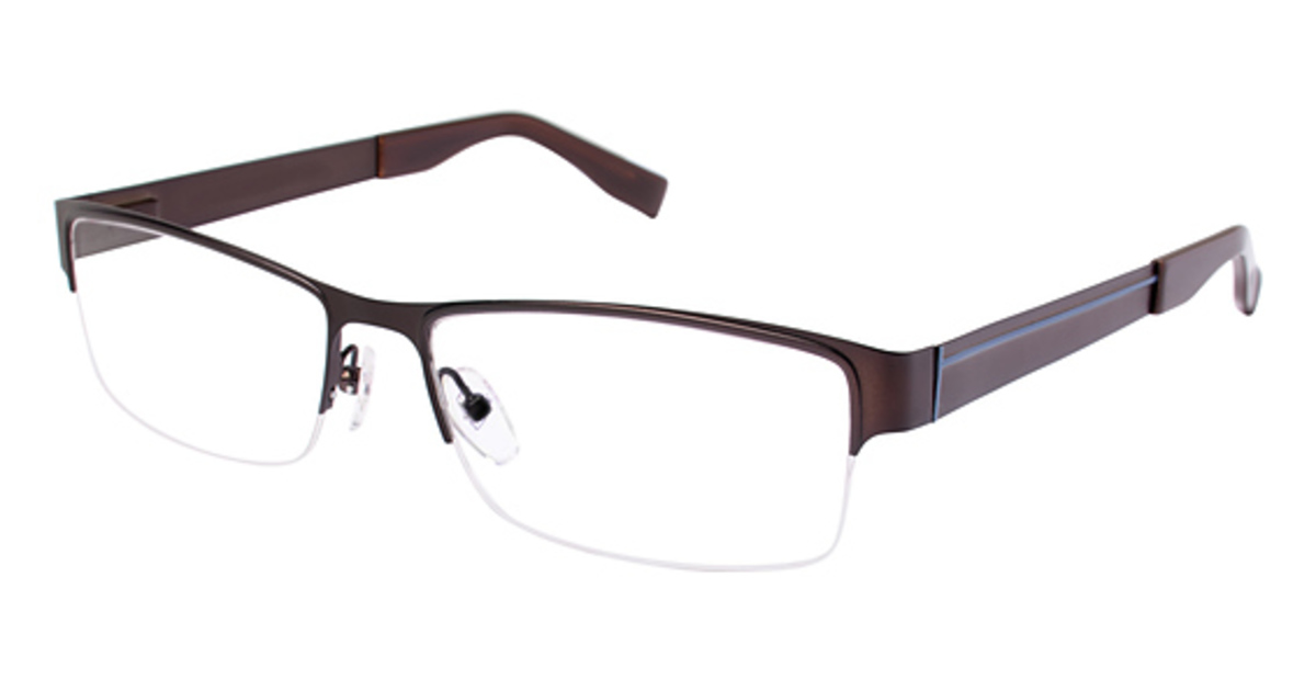 XXL Eyewear Sooner Eyeglasses Frames