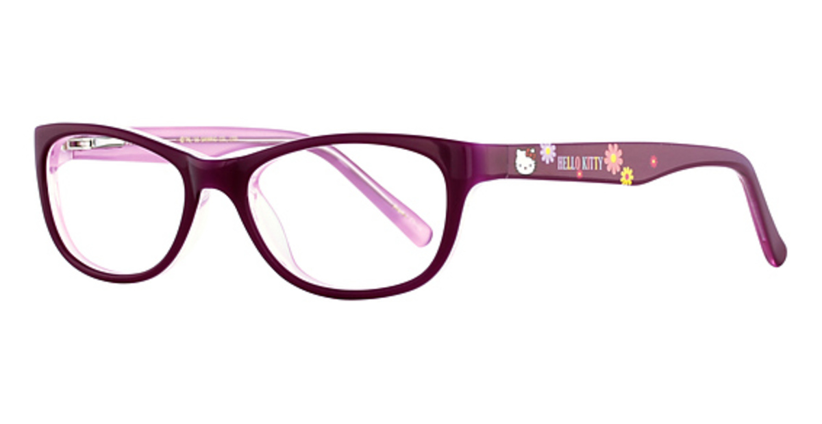 Hello Kitty HK 250 Eyeglasses Frames
