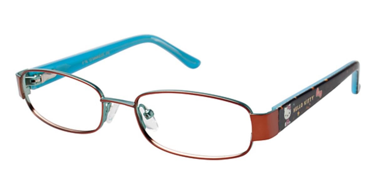 Glasses Frames Hk : Hello Kitty HK 251 Eyeglasses Frames