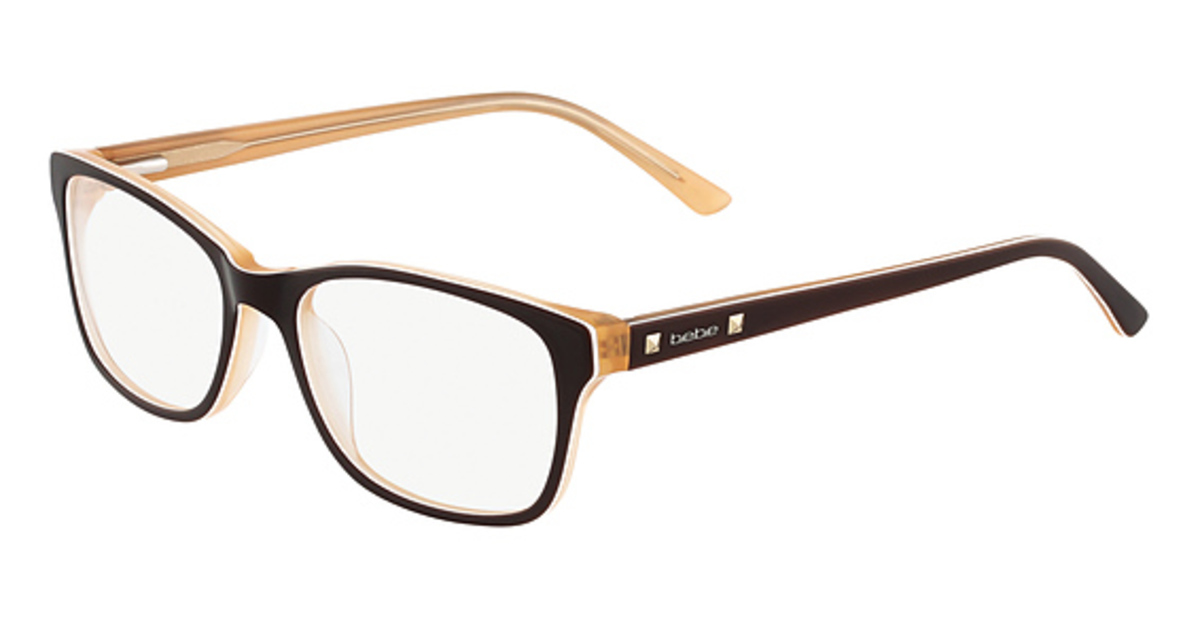 Eyeglasses Frame Latest : bebe BB5075 Eyeglasses Frames