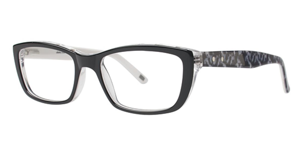 d809f9fd8f1 Daisy Fuentes Eyewear Daisy Fuentes Brenda Eyeglasses