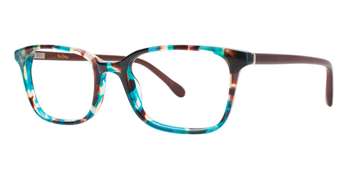 Eyeglass Frames Lilly Pulitzer : Lilly Pulitzer Witherbee Eyeglasses Frames