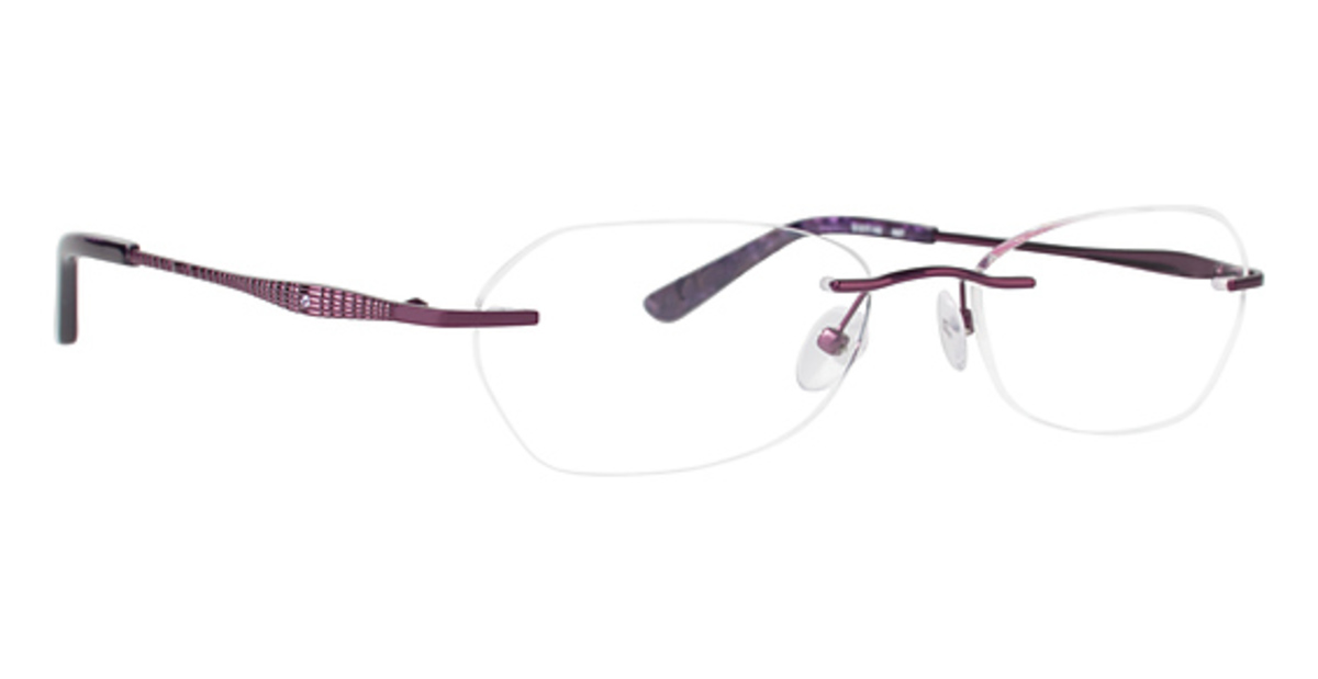Totally Rimless TR 224 Eyeglasses Frames