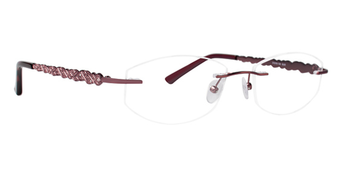 Rimless Glasses : Totally Rimless TR 229 Eyeglasses Frames