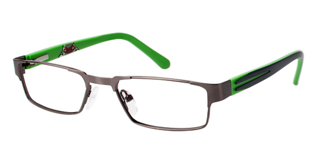 Teenage Mutant Ninja Turtles Warrior Eyeglasses Frames
