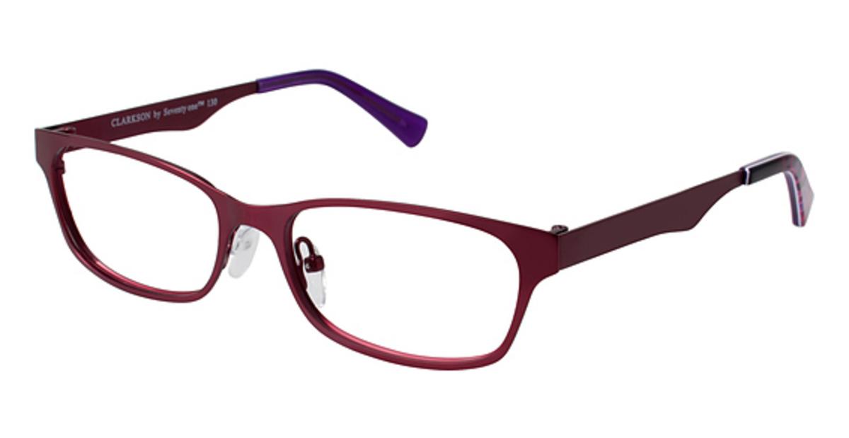 Seventy one Clarkson Eyeglasses