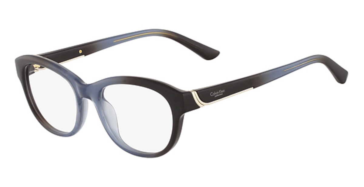 Calvin Klein Blue Frame Glasses : Calvin Klein CK7923 Eyeglasses Frames