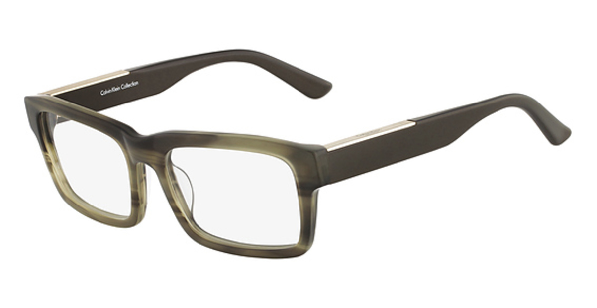 Calvin Klein Black Frame Glasses : Calvin Klein CK7928 Eyeglasses Frames