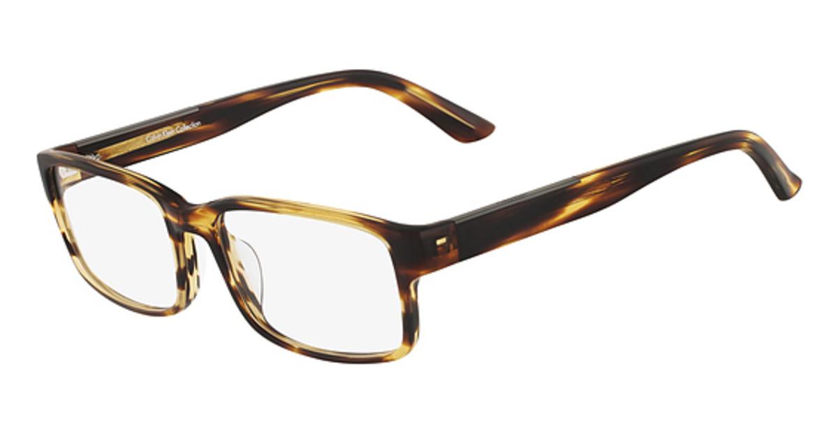 Calvin Klein Black Frame Glasses : Calvin Klein CK7941 Eyeglasses Frames