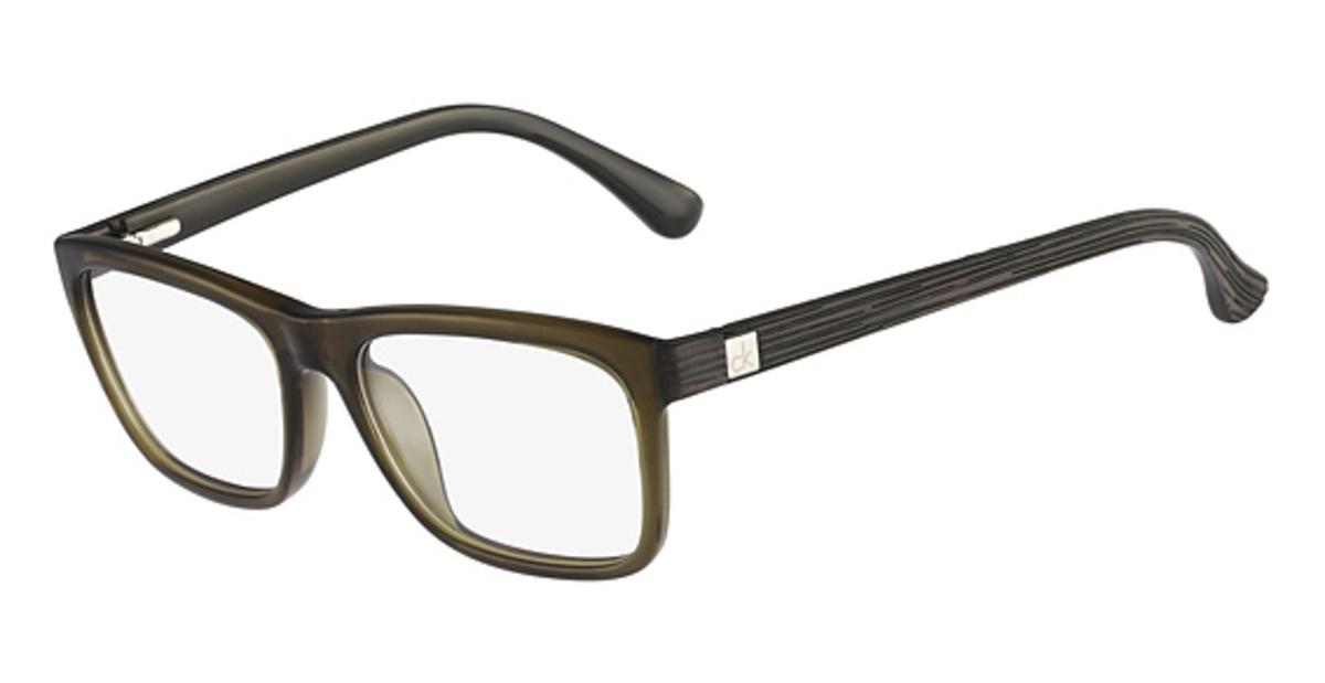 Calvin Klein Black Frame Glasses : cK Calvin Klein CK5818 Eyeglasses Frames