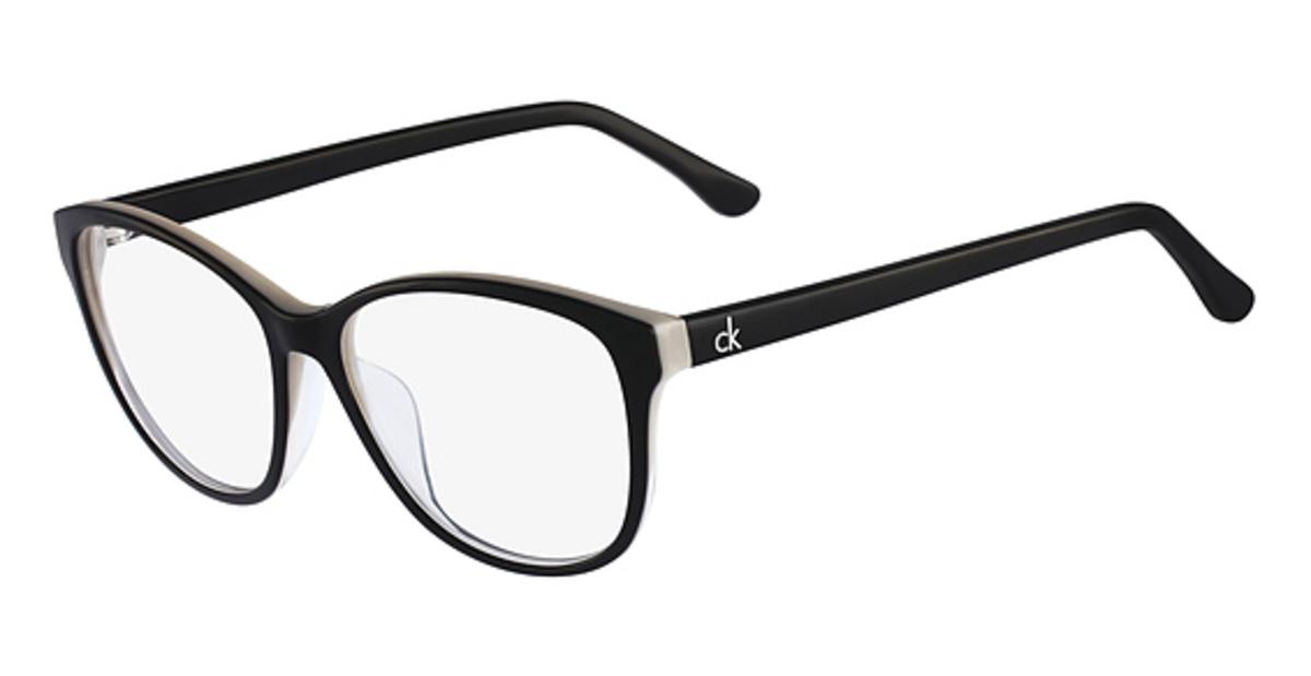 Calvin Klein Black Frame Glasses : cK Calvin Klein CK5824 Eyeglasses Frames