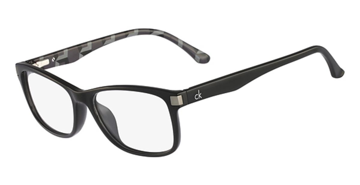 Calvin Klein Black Frame Glasses : cK Calvin Klein CK5837 Eyeglasses Frames
