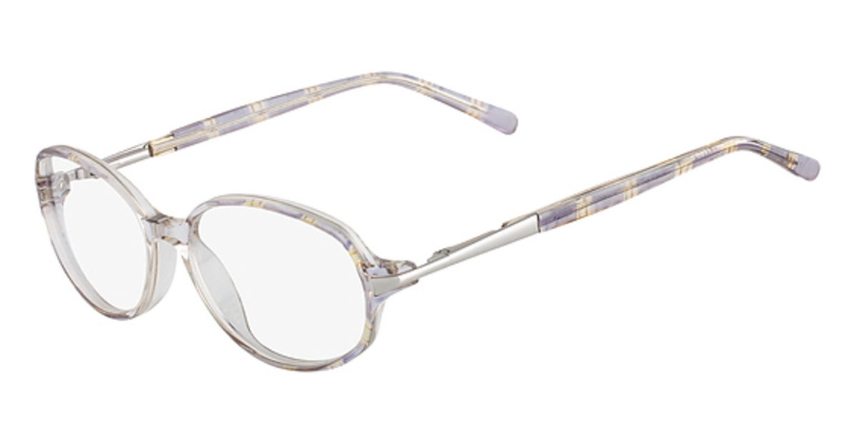 Marchon Blue Ribbon 25 Eyeglasses Frames