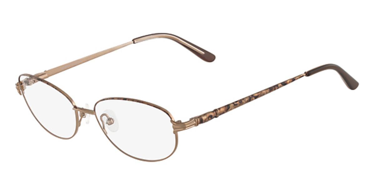 Marchon Tres Jolie 157 Eyeglasses Frames