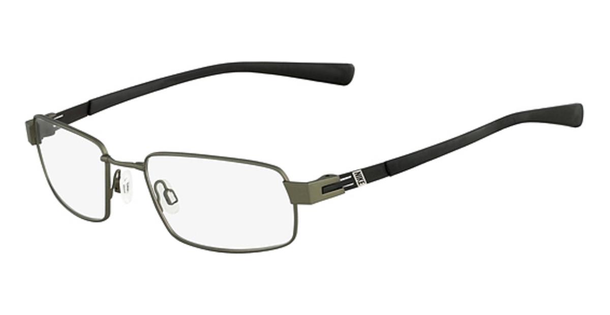 Nike Black Frame Glasses : Nike 4246 Eyeglasses Frames
