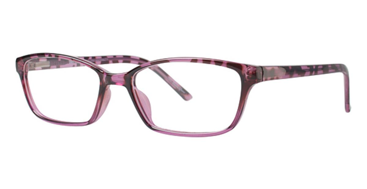 Eyeglass Frames Gloria Vanderbilt : Gloria Vanderbilt Gloria By 4041 Eyeglasses Frames