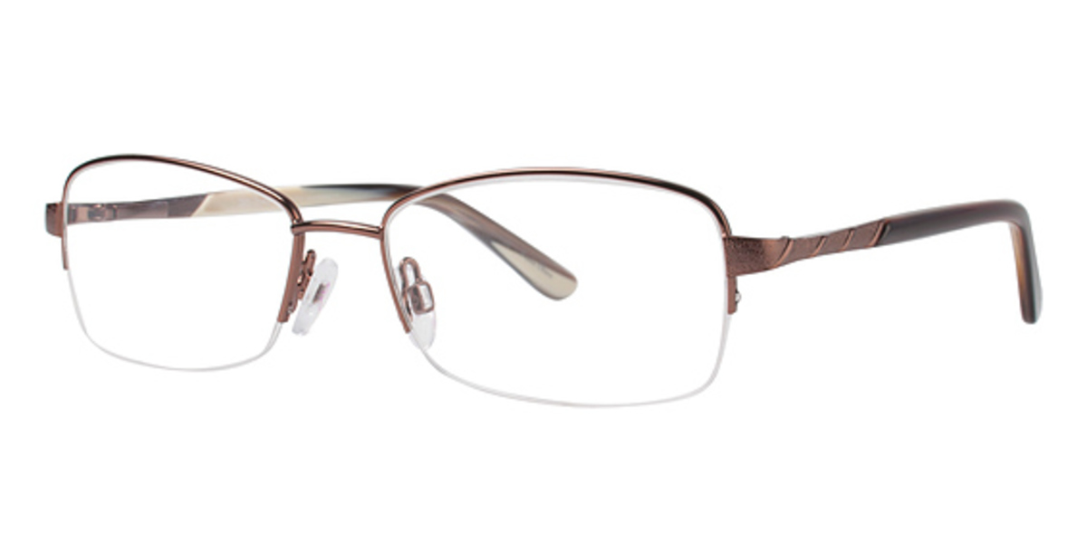 Eyeglass Frames Gloria Vanderbilt : Gloria Vanderbilt Gloria By 4038 Eyeglasses Frames