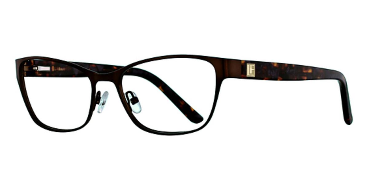 London Fog Womens Mazie Eyeglasses Frames