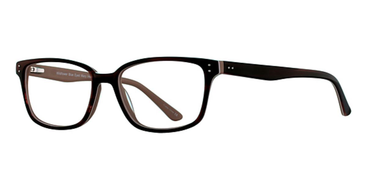 Wildflower Blue Eyed Mary Eyeglasses Frames