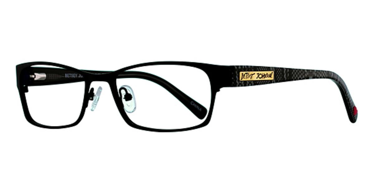 Betsey Johnson Girlfriend Eyeglasses Frames