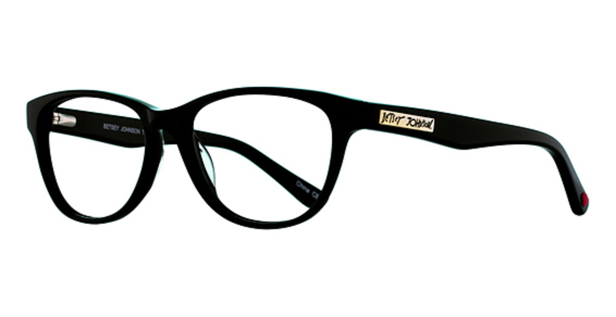 Betsey Johnson Too Hot Eyeglasses Frames