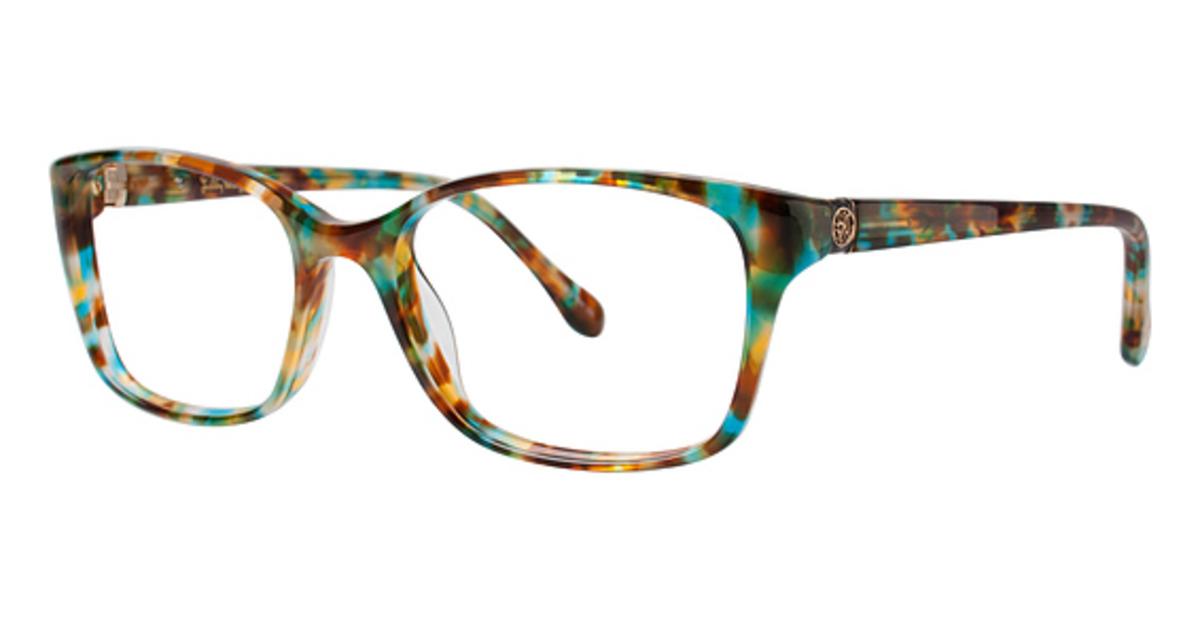Lilly Pulitzer Westley Eyeglasses Frames