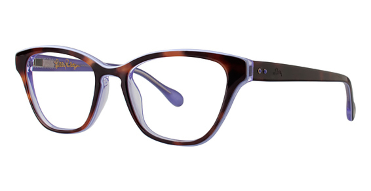 Eyeglass Frames Lilly Pulitzer : Lilly Pulitzer Copeland Eyeglasses Frames