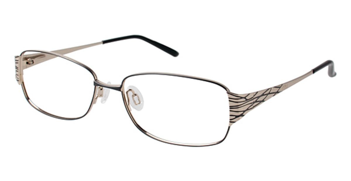ELLE EL 13391 Eyeglasses Frames