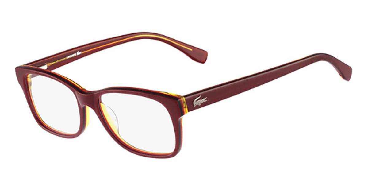 1c0cef8d503 Lacoste L2724 Eyeglasses Frames