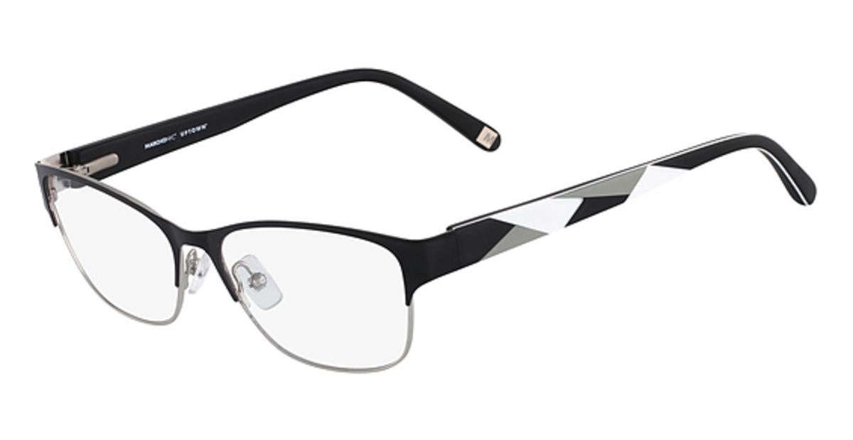 Marchon M Carlyle Eyeglasses Frames