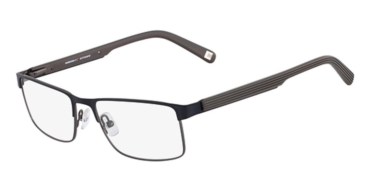 Marchon M Charles Eyeglasses Frames