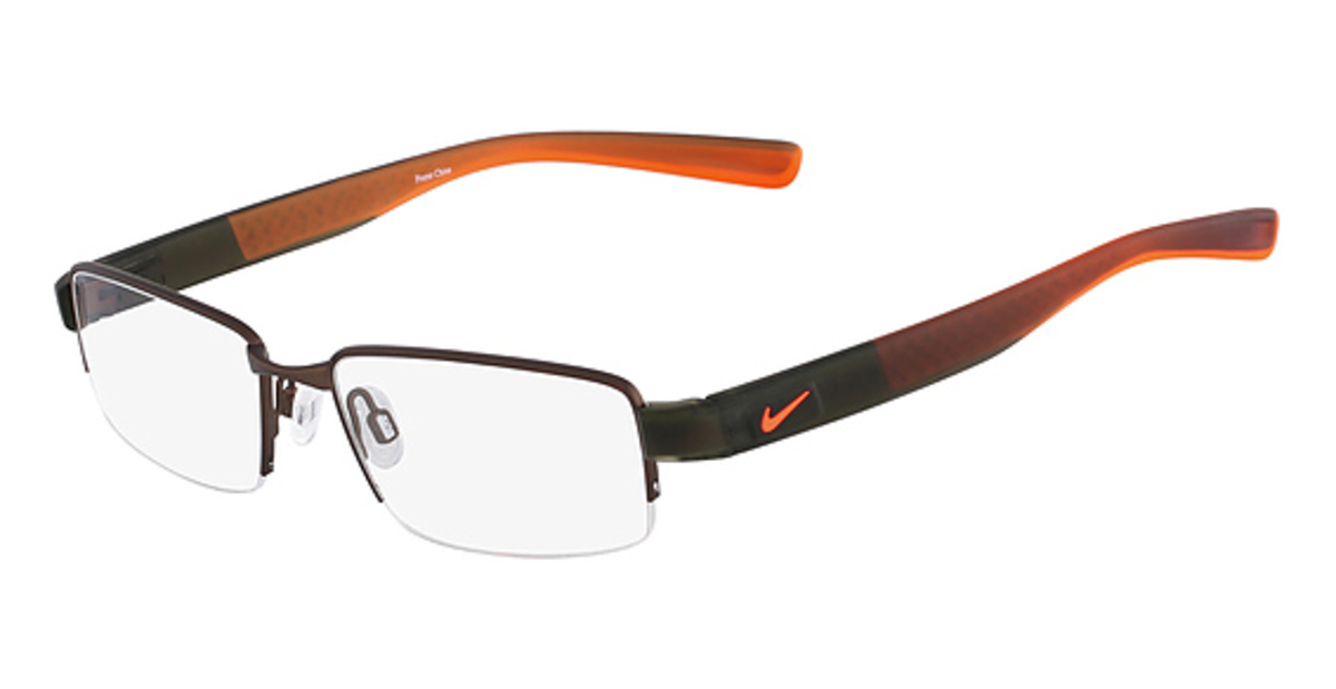 Nike 7223 Eyeglasses Frame : Nike 8165 Eyeglasses Frames