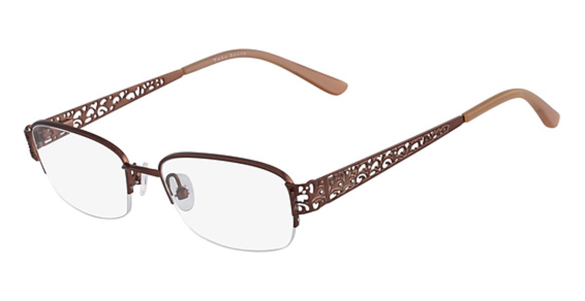Marchon Tres Jolie 160 Eyeglasses Frames