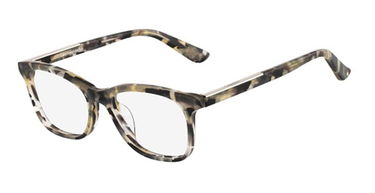 Calvin Klein Black Frame Glasses : Calvin Klein CK7947 Eyeglasses Frames