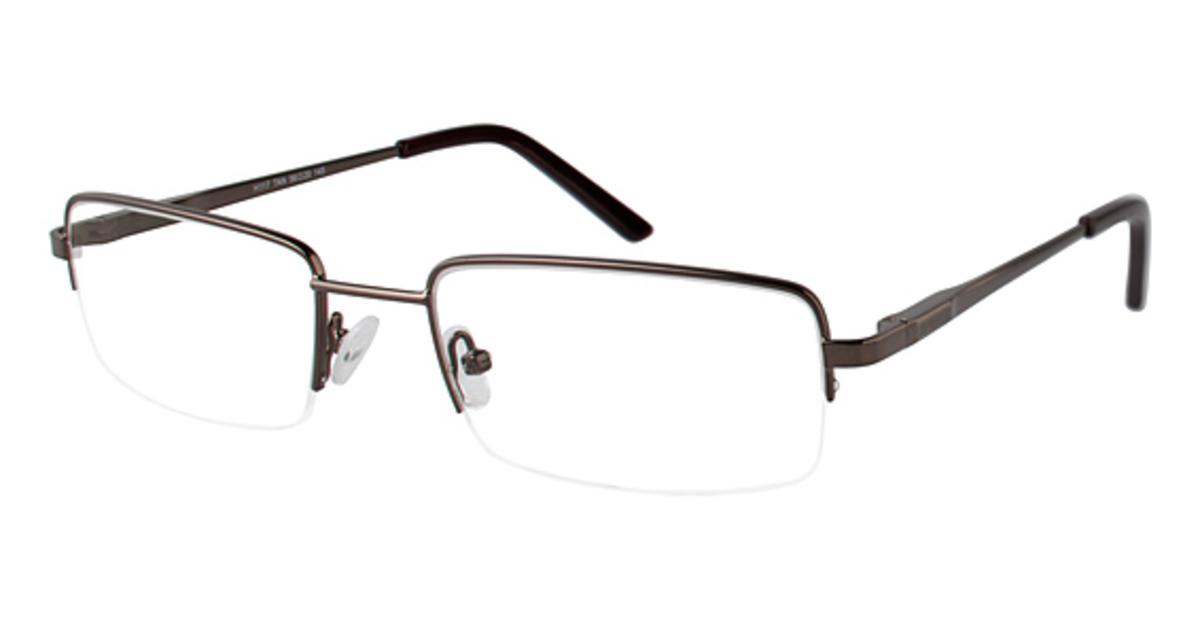Vans Glasses Frame : Van Heusen H117 Eyeglasses Frames