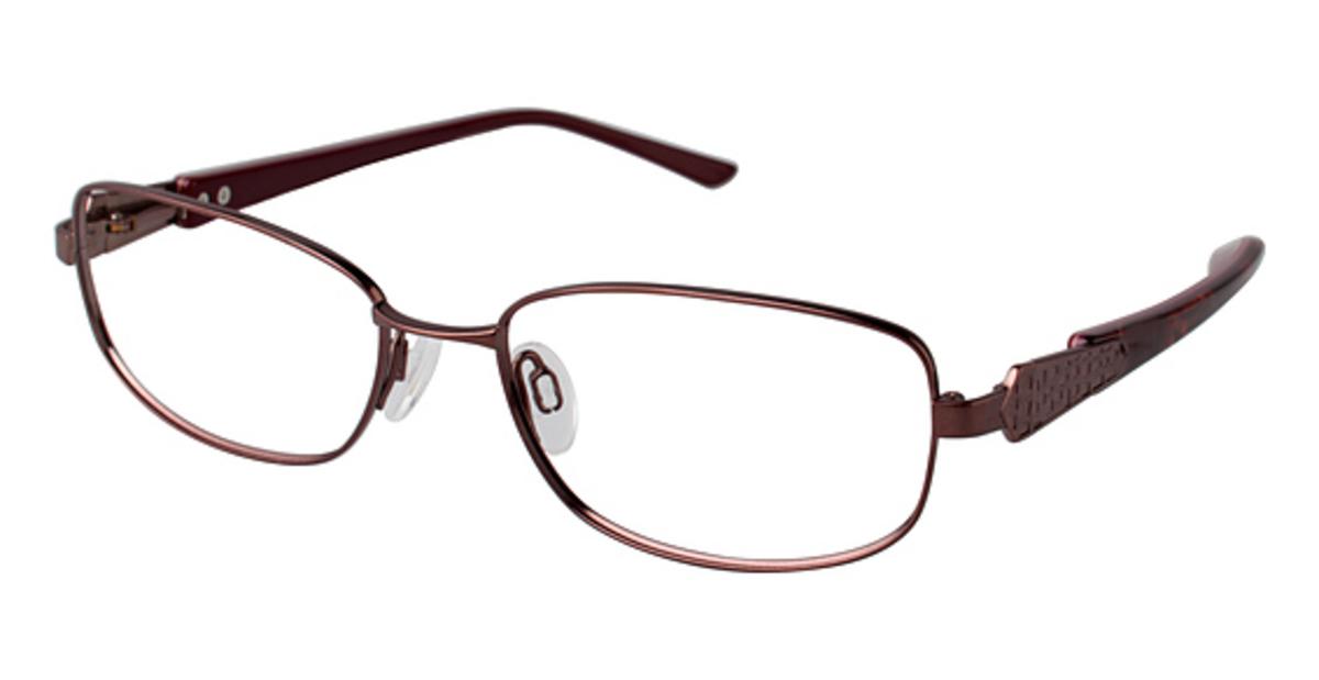 Eyeglasses Frames Charmant : Charmant Titanium TI12123 Eyeglasses Frames