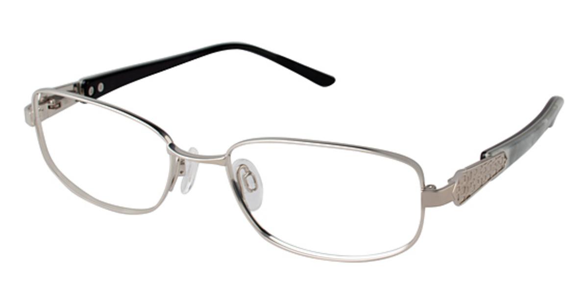 Eyeglass Frames Titanium : Charmant Titanium TI12123 Eyeglasses Frames