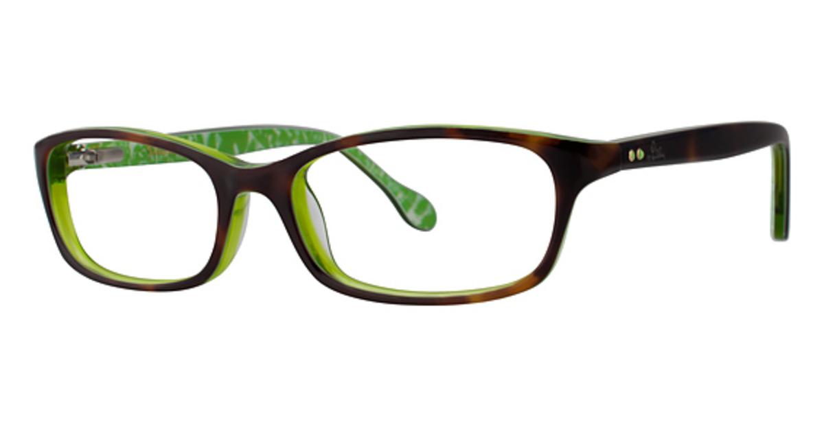 Eyeglass Frames Lilly Pulitzer : Lilly Pulitzer Chandie Eyeglasses Frames