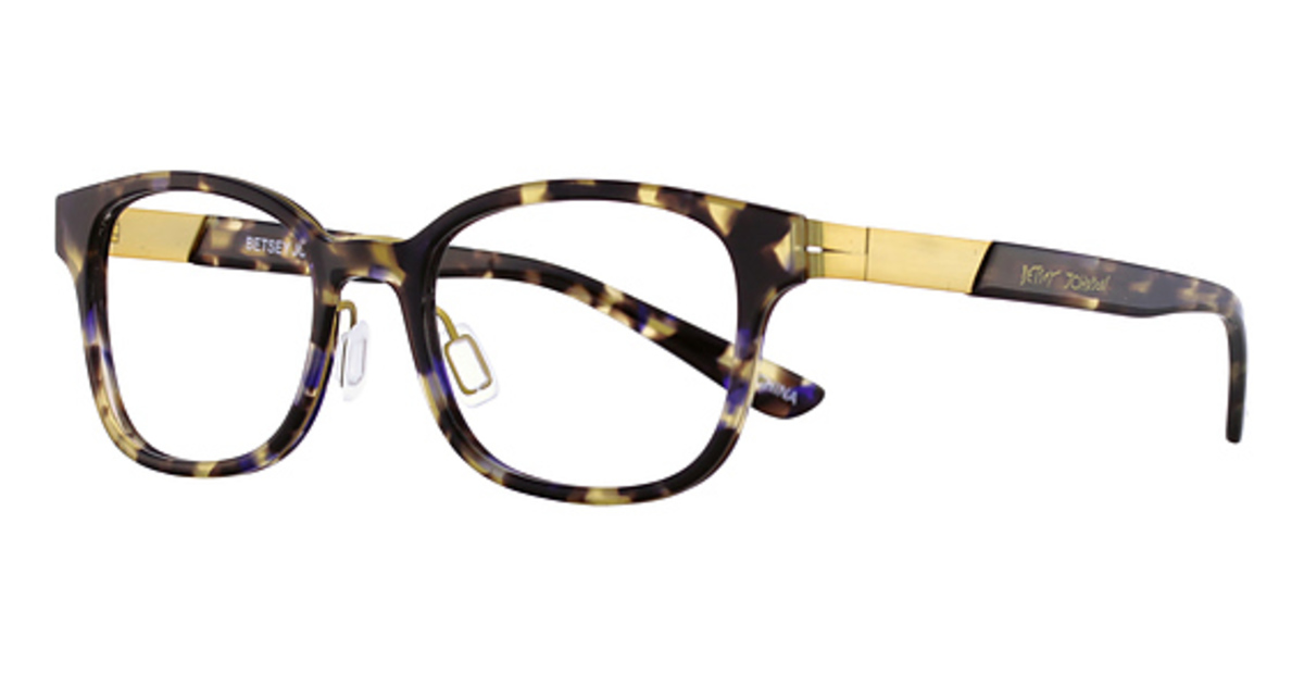 Betsey Johnson Hottie Eyeglasses Frames