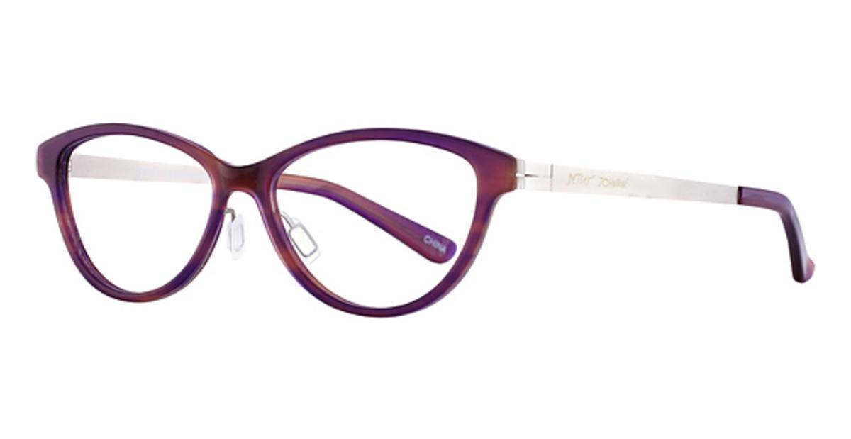 Betsey Johnson Sassy Eyeglasses Frames