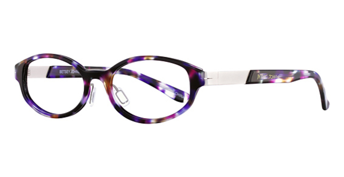 Betsey Johnson Baby Eyeglasses Frames