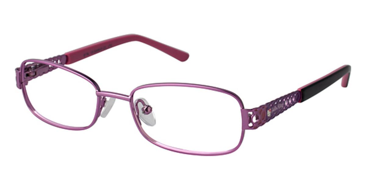 Glasses Frames Hk : Hello Kitty HK 254 Eyeglasses Frames